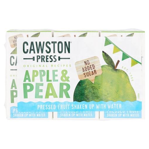 Picture of Cawston Press Apple & Pear 3 x 200ml