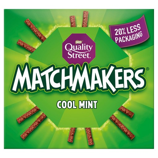 Picture of Quality Street Cool Mint Matchmakers 120g