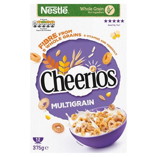 Picture of Cheerios Multigrain 375g