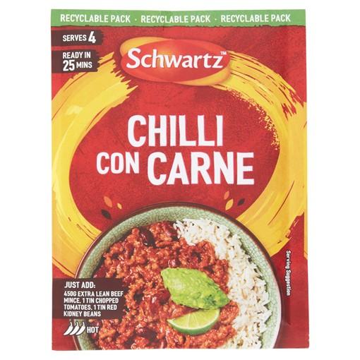 Picture of Schwartz Chilli Con Carne Recipe Mix 41g