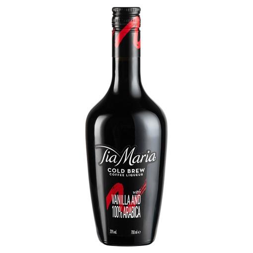 Picture of Tia Maria Cold Brew Coffee Liqueur with Vanilla and 100% Arabica 700ml