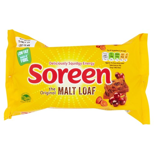 Picture of Soreen The Original Malt Loaf 190g