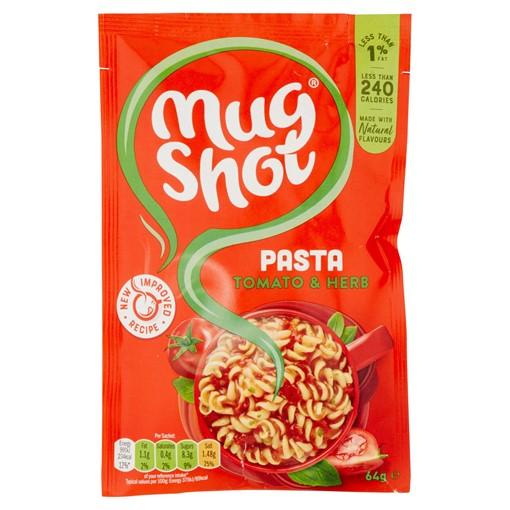Picture of Mug Shot Magnifico Tomato & Herb Pasta 64g