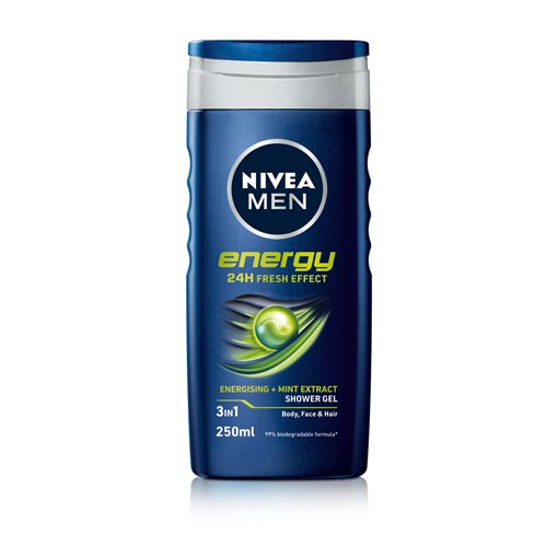 Picture of NIVEA Energy Shower Gel 250ML