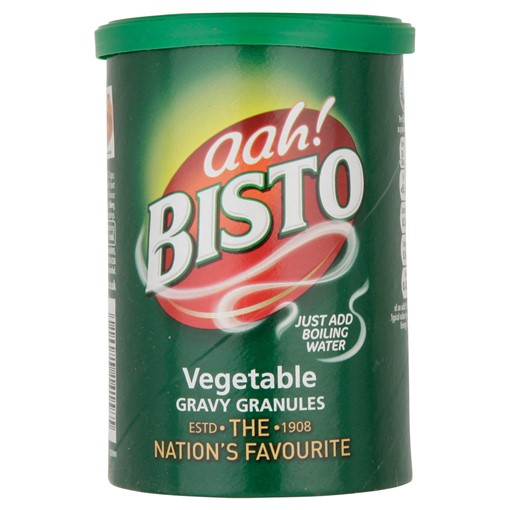 Picture of Bisto Vegetable Gravy Granules 170g