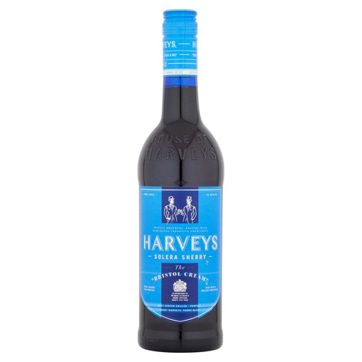 Picture of Harveys The Bristol Cream Solera Sherry 75cl