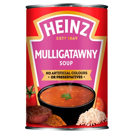 Picture of Heinz Classic Mulligatawny Soup 400g