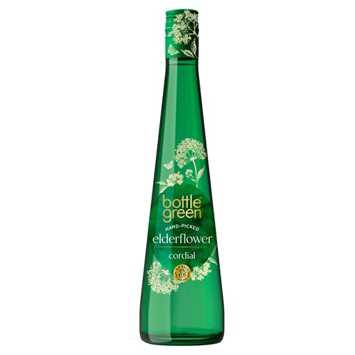 Picture of Bottle Green Hand-Picked Elderflower Cordial 500ml