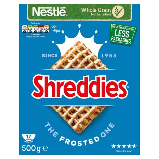 Picture of Shreddies The Frosted One 500g