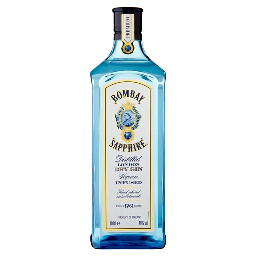 Picture of Bombay Sapphire Gin 1L