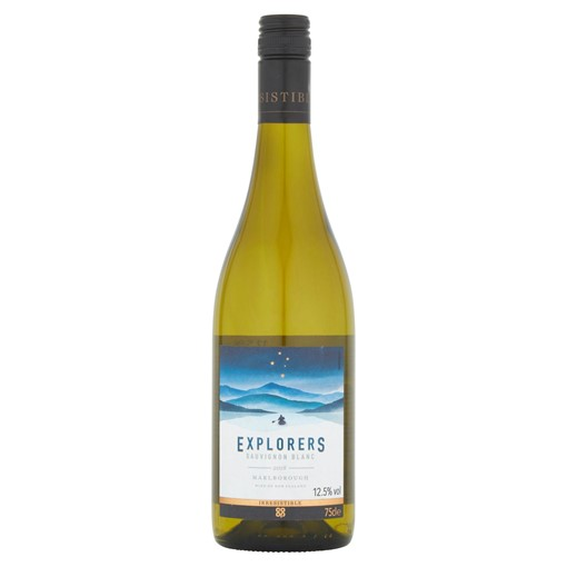 Picture of Co-op Irresistible Explorers Sauvignon Blanc 75cl