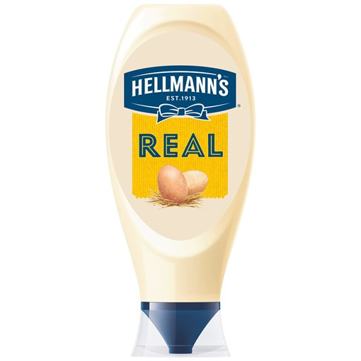 Picture of Hellmann's Real Squeezy mayonnaise 750 ml