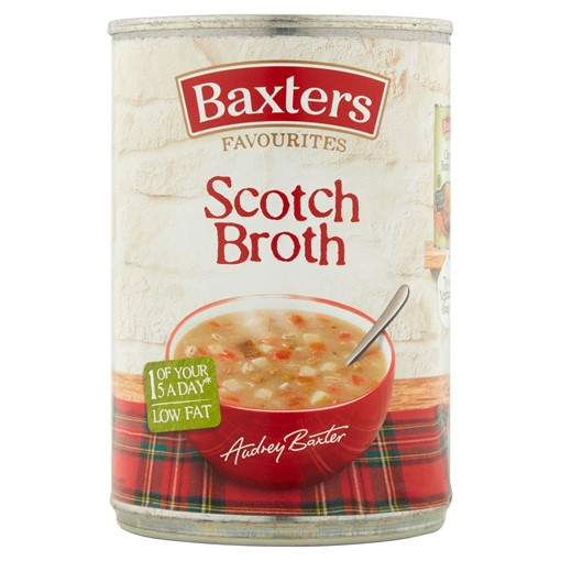 Picture of Baxters Favourites Scotch Broth 400g