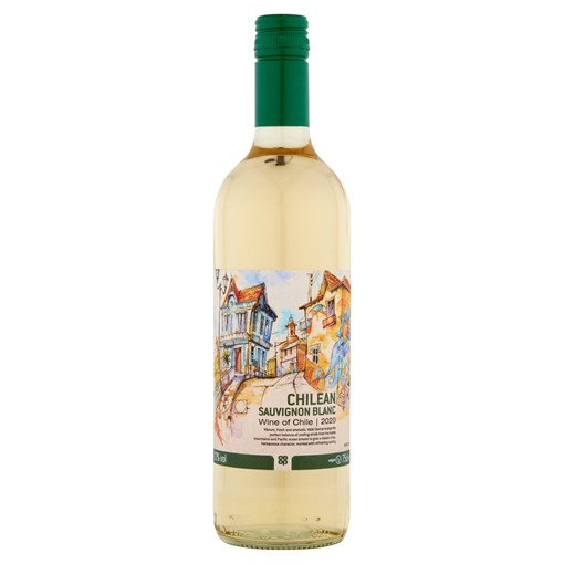 Picture of Co-op Chilean Sauvignon Blanc 75cl