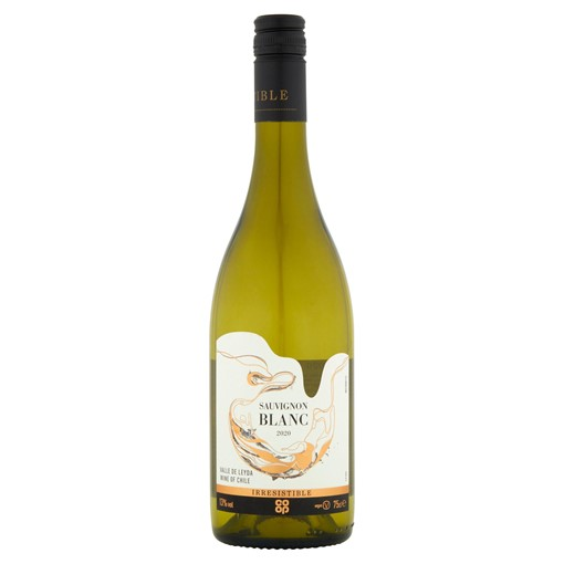 Picture of Co Op Irresistible Sauvignon Blanc 75cl