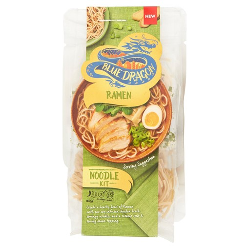Picture of Blue Dragon Ramen Noodle Kit 201g