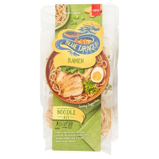 Picture of Blue Dragon Ramen Noodle Kit 201g