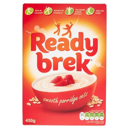 Picture of Ready Brek Smooth Porridge Oats Original 450g