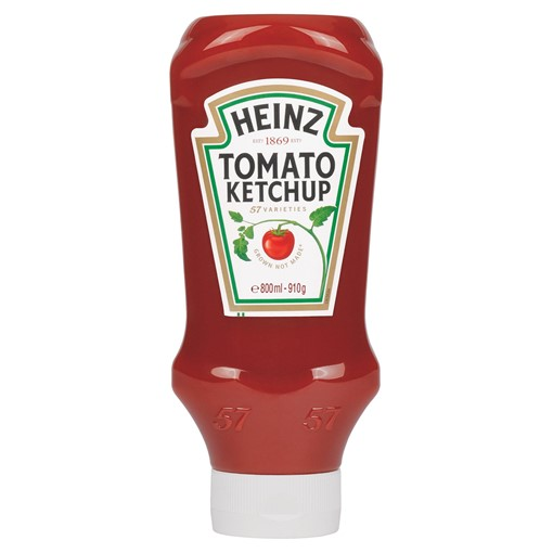 Picture of Heinz Tomato Ketchup 910g