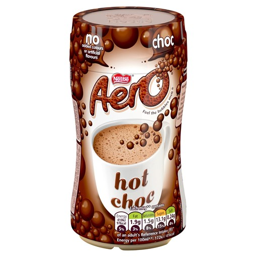 Picture of Aero Instant Hot Chocolate 288g