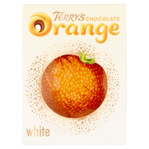 Picture of Terry's Chocolate Orange White 147g