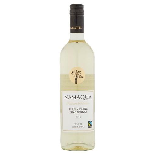 Picture of Namaqua Fairtrade Reserve Selection Chenin Blanc Chardonnay 750ml