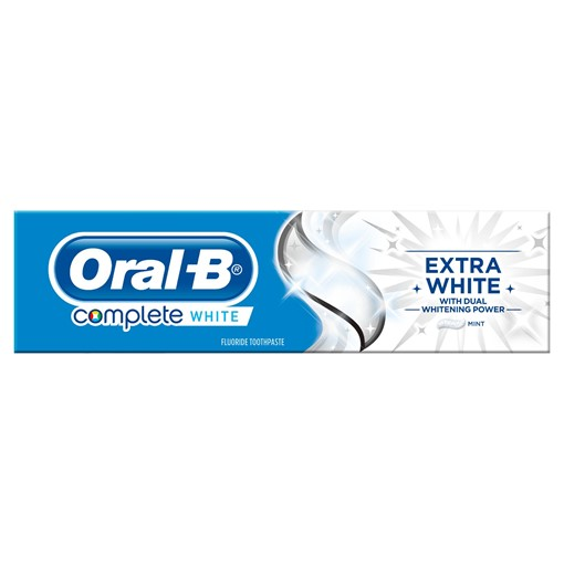 Picture of Oral-B Complete Extra White Toothpaste 100ml