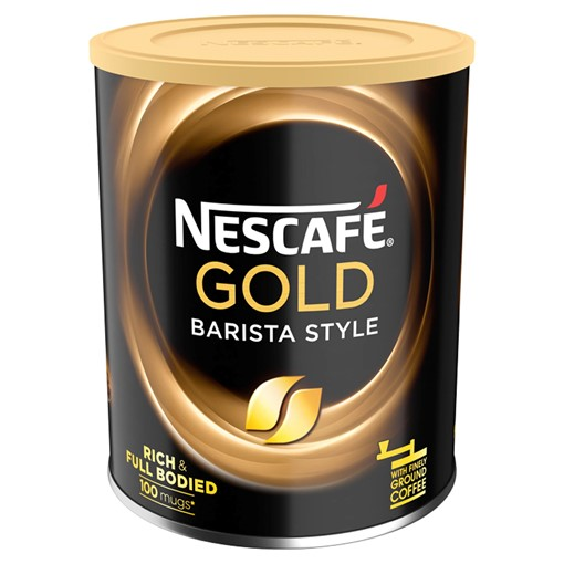 Picture of Nescafe Gold Blend Barista Style Instant Coffee 180g