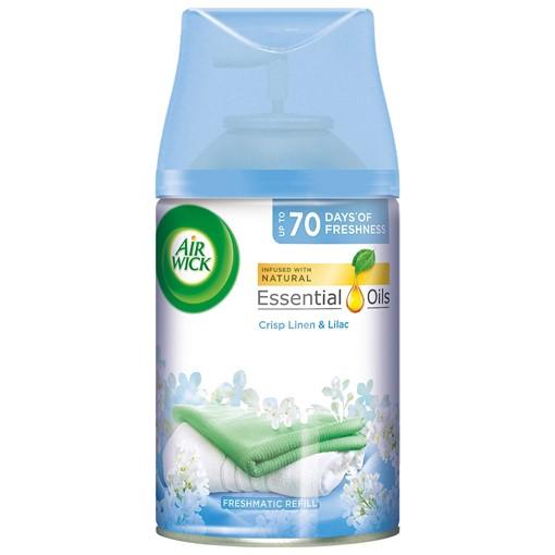 Picture of Air Wick Freshmatic Refill Crisp Linen & Lilac 250ml
