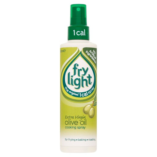 Picture of Frylight 1 Cal Extra Virgin Olive Oil Cooking Spray 190ml