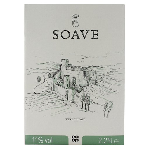 Picture of Co Op Soave 2.25L