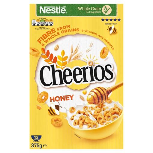 Picture of Cheerios Honey 375g