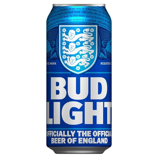 Picture of Bud Light Beer 4 x 440ml