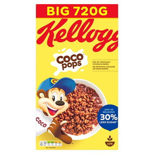 Picture of Kellogg's Coco Pops 720g