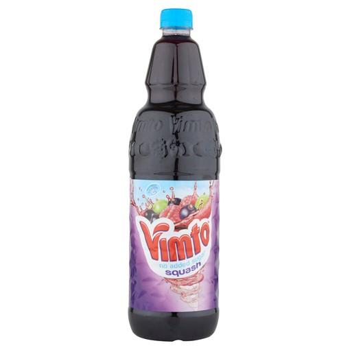 Picture of Vimto No Added Sugar Squash 1.5 Litre