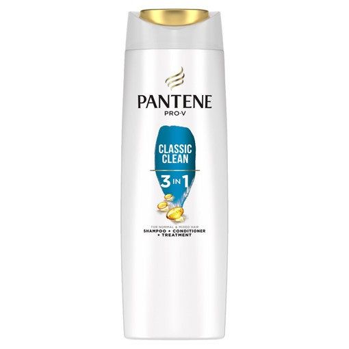 Picture of Pantene 2in1 Classic Clean 300ML