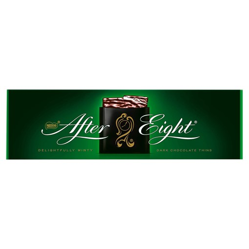 Picture of After Eight Dark Mint Chocolate Carton Box 300g