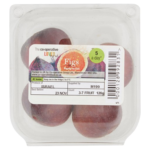 Picture of The Co-operative Loved by Us Figs