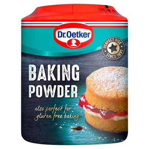 Picture of Dr. Oetker Baking Powder 170g