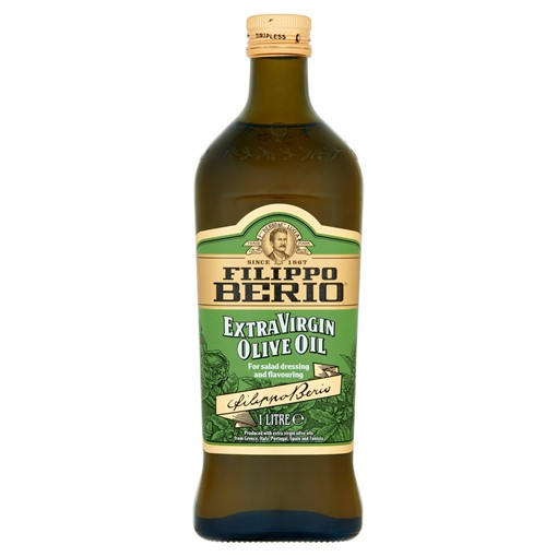 Picture of Filippo Berio Extra Virgin Olive Oil 1 Litre
