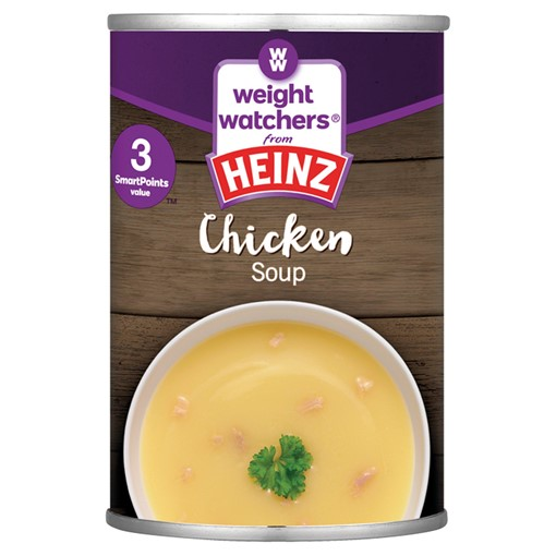 Picture of Weight Watchers from Heinz Chicken Soup 295g