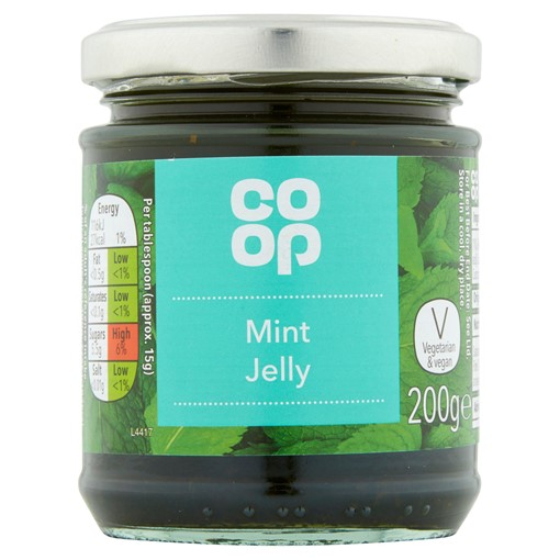 Picture of Co-op Mint Jelly 200g