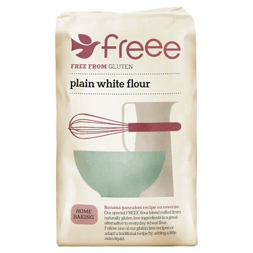 Picture of FREEE Gluten Free Plain White Flour 1kg