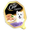 Picture of Cesar Classics Terrine Dog Food Tray Lamb & Chicken in Jelly 150g