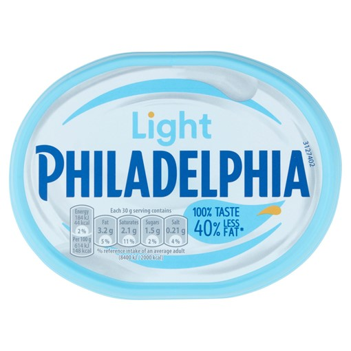 Picture of Philadelphia Light Soft Cheese 180g