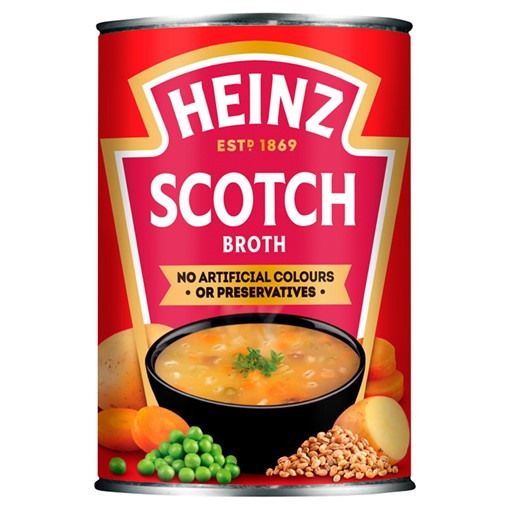 Picture of Heinz Scotch Broth Soup 400g