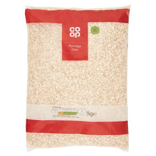 Picture of Co Op Porridge Oats 1kg