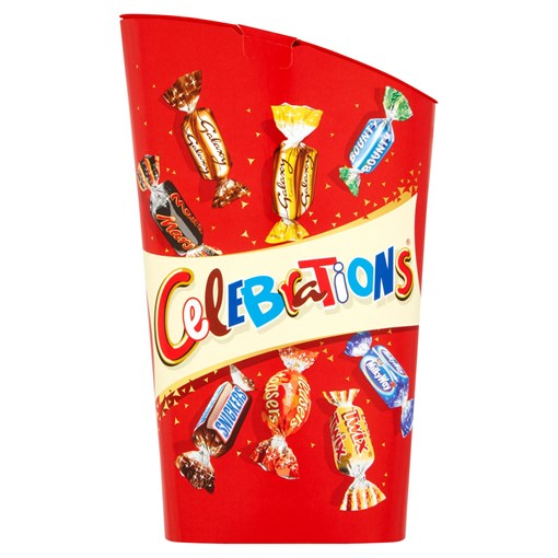 Picture of Celebrations Chocolate Gift Box 240g