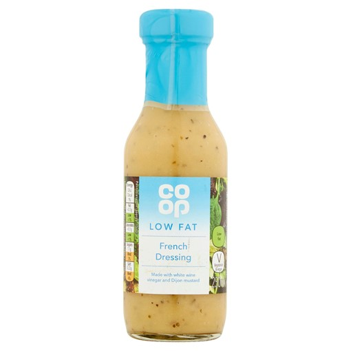Picture of Co Op Low Fat French Dressing 250ml