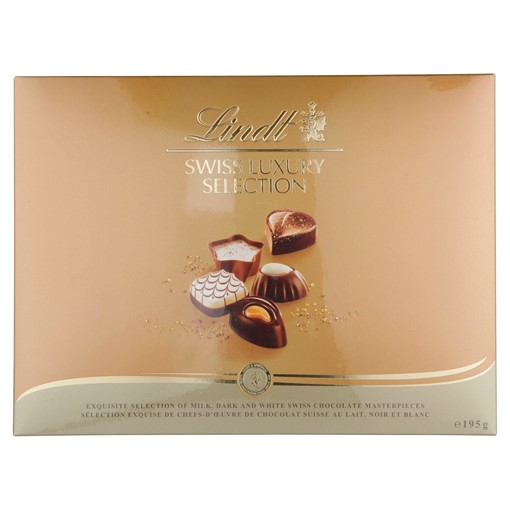 Picture of Lindt Swiss Luxury Selection Chocolate Box